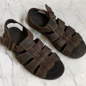 Timberland Leather Casual Sandals